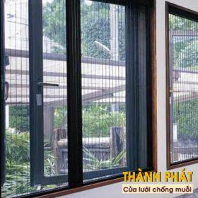 Cửa lưới chống muỗi biệt thự