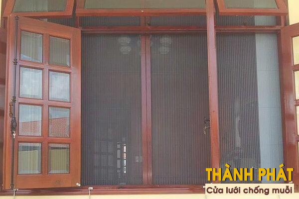 Cửa lưới chống muỗi gò vấp