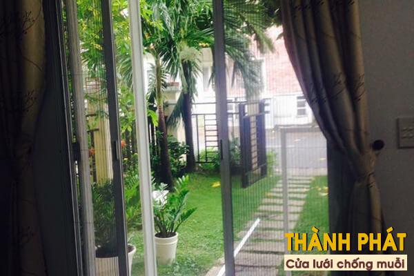 Top 3 loại cửa lưới chống muỗi