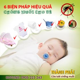 6 cách chống muỗi hiệu quả